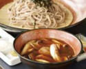 Tempura Hot Soup Soba Noodles Set