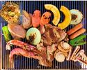 「食材+器材」手ぶらセット 海鮮よくばりPLAN
