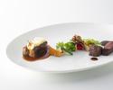Omi beef ensemble plate