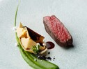 """Lunch Course Menu """"saveur"""" <Online Booking Special Offer>"""