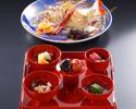 お食い初め膳(男の子)¥5500