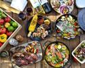 秋のプレミアム BBQコース(premium飲み放題込) シャンドン+竹鶴ハイボール飲み放題! 【2H制】