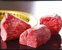 肉の旨味を心ゆくまで堪能「門崎熟成肉 塊焼きコース」