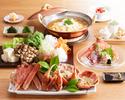Matsuba Crab Hot Pot Course Dinner