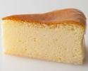 ベイクドチーズケーキ1ピース ¥550(税抜)