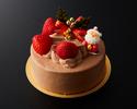 【早割】生チョコケーキ 4号