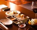 【 20本コース】世界三大珍味と季節の食材を盛り込んだ特製コース