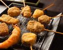 ◆プレミアム13本セットプラン◆フォアグラ・生ウニ等、豪華食材を贅沢に使ったコース
