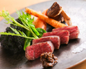 Tajima Beef & Seafoods Course