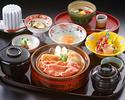 【肉特盛】 特上すき焼弁当¥4400