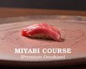 雅 *Miyabi Course (Premium Omakase) RM720++
