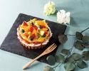 Fruits tart 18cm