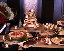 【12月限定】Christmas Dessert Buffet
