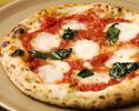 <平日ランチ>ピッツァとパスタどちらも食べられるよくばりランチ2,000円