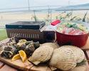 浜焼き+お鍋プラン(カレー)