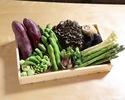 『紫』野菜のおまかせ
