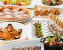 [フリードリンク付き イタリアン&フレンチ]歓送迎会プラン オマール海老やフォアグラを使った本格コース。デザートもグレードアップ![Dプラン]