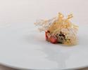 《CHRISTOMAS DINNER 18時~ 》甘鯛に信州牛ヒレ肉 4種のワインと8品のスペシャルコース