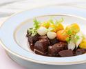 【Web予約限定】選べるメイン料理の平日限定ランチコース