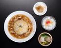 Shark fin fried rice set