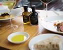スパークリングワインフリーフロー 季節に応じた世界各国からのトリュフを使用したメイン付フレンチ4皿