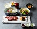 【選べるドリンク付き】和牛ステーキに造里、サラダなど全6品!新春ステーキ膳