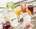 WEB予約【土日祝日限定】 飲み放題付き北海道味めぐりディナービュッフェ