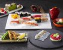 【18,000円お好み寿司チョイス】フェスティブシーズン限定♪  寿司カウンターで楽しむスペシャルディナー