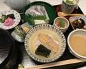 【昼限定 特別メニュー】鯛茶漬け御膳
