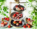 (1/15-5/31)【Advance Purchase】(Online Booking Exclusive)Afternoon tea set -Strawberry-(Weekdays)