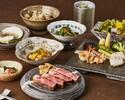 【ディナー・SHARIコース】フォワグラや赤陸奥、和牛サーロインなど全9品 24,200円