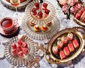 【Sunday/National Holiday】  Strawberry ・Sweets Buffet  (65 years old and over)