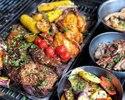 [Oasis] BBQ Platter Dinner