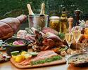 【Holiday Brunch Buffet】with a glass of champagne JPY 7,000
