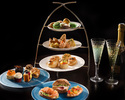 【THE GREY ROOM】Afternoon Tea Champagne Set 6800