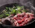 Japanese year end party and new year party plan<Japanese Nabe>