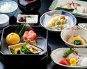 【平日日本料理Web予約限定】ディナー+ワンドリンク