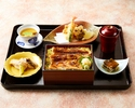 """【Lunch - Official Online Special】 """"Anago-zen"""" Lunch Set with One Complimentary Drink & Coffee"""