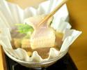 浅草押上向島での宴会歓送迎会なら穴子のすき焼き!【穴子のへか焼きコース】4000円