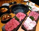 【飲放付5150】ディナー炎蔵3500円コース+飲放題1650円
