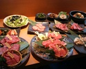 Dinner course ¥ 6650