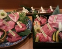 Dinner course ¥ 9650
