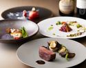 【12月ディナーメニュー】フカヒレとフォアグラのスープ、Wメインはマトウタイ&京カモ胸肉!贅沢フレンチ全6品