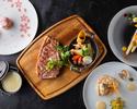 【12,000JPY】 Dinner Set Menu