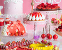 <Holiday>Strawberry Dessert Buffet