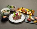 【1・2月】牛舌と三浦産有機野菜の和風煮込みのコース「和月(わげつ)」(3時間飲み放題付き)
