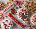 【Weekend】Strawberry Dessert Buffet