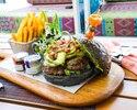 The Signature Mexican Burger