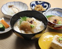 Taichatsuke Lunch ¥1500
