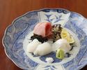 Seasonal Lunch Course ¥15000